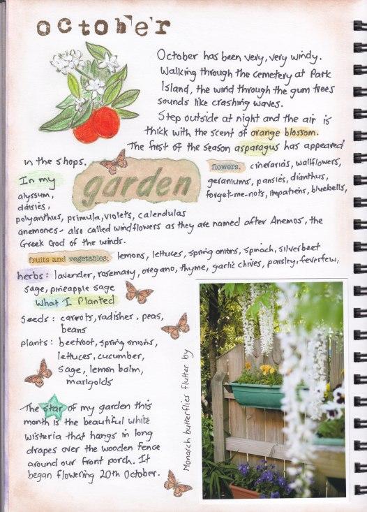 Garden Journal Kristah Price Page 2