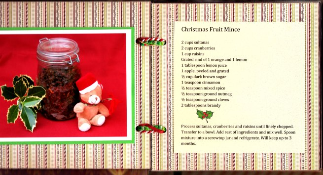 Christmas Fruit Mince