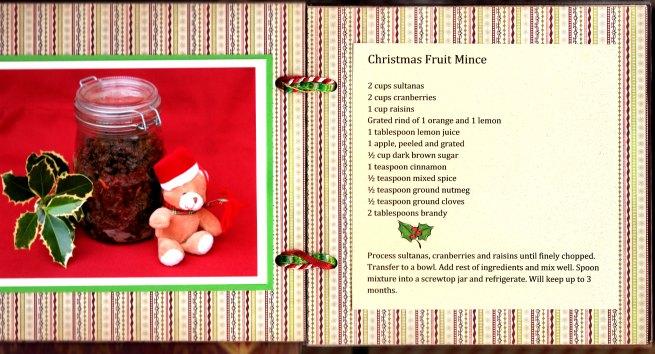 Christmas Fruit Mince