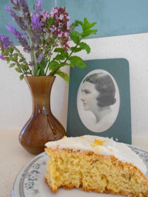 Grandma's Seed Cake