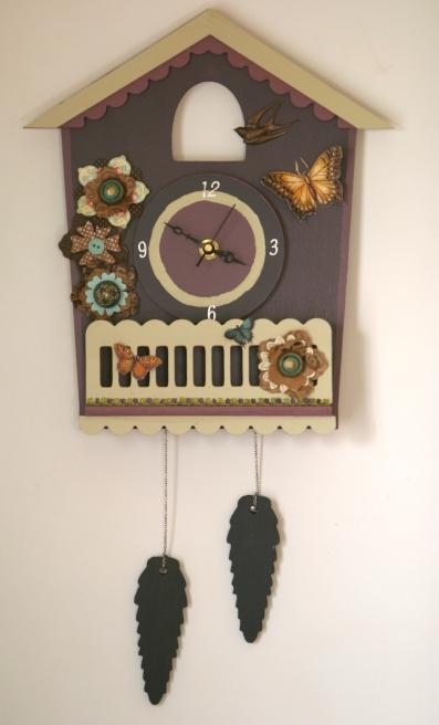 Kaisercraft cuckoo clock