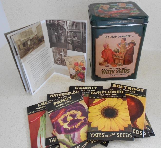 Yates seeds