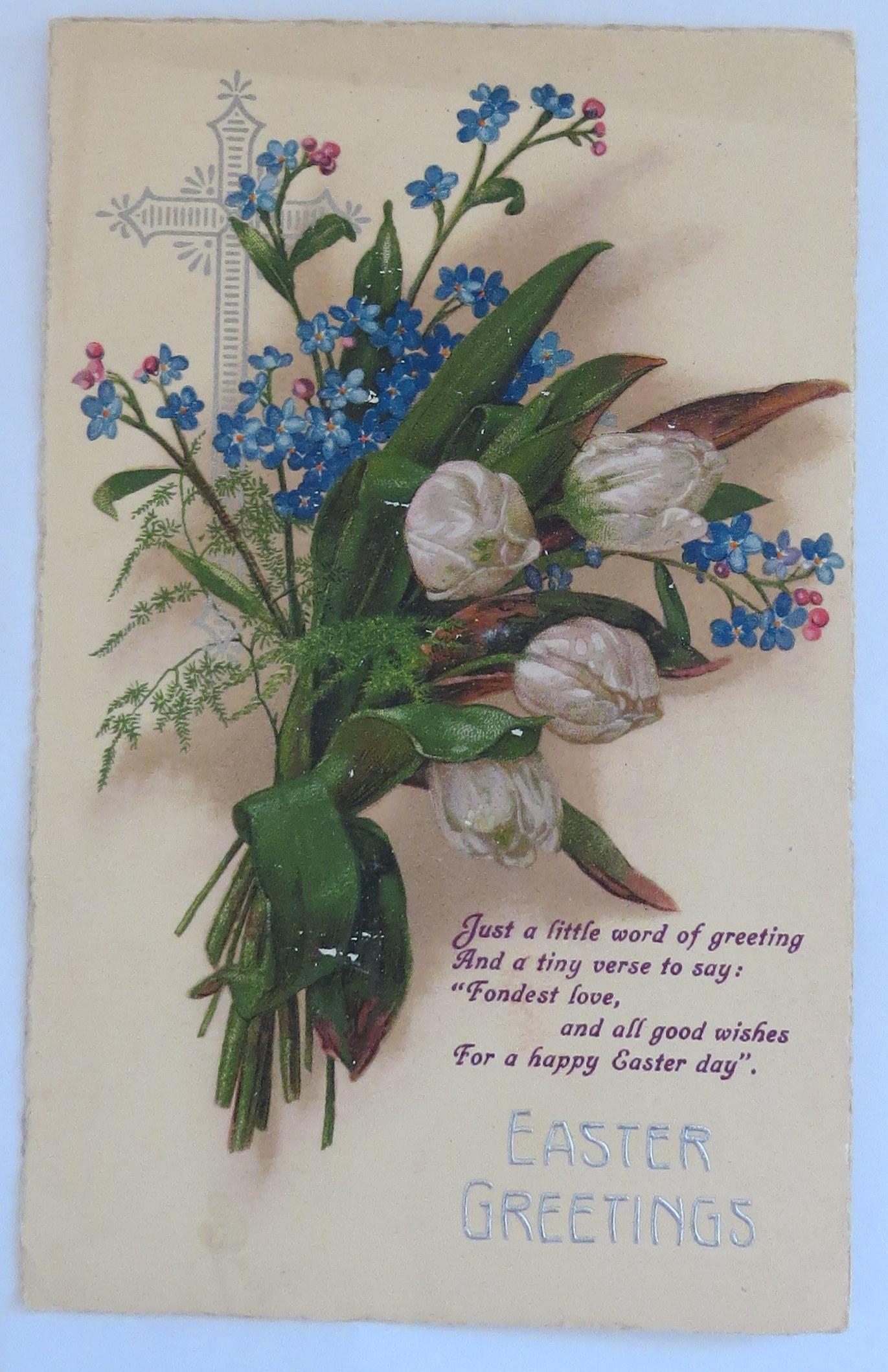 Vintage Easter Cards Kristah Price – Vintage Easter Cards