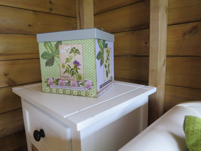 keepsakes box
