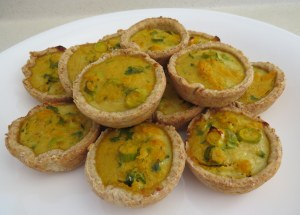 mini pumpkin quiches2