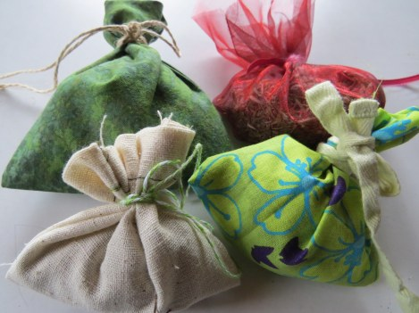 herbal moth repellent sachets